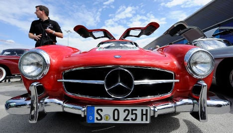 Germany's most legendary cars