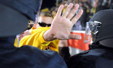 Dynamo Dresden booted from Cup
