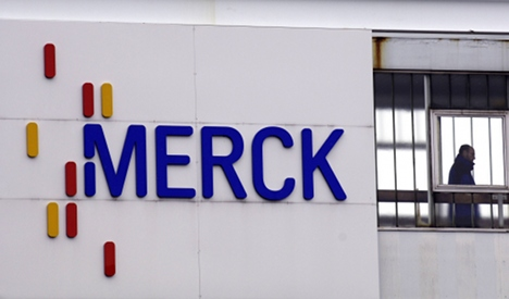 Merck accuses US firm of Facebook page larceny