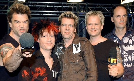 Government funded Die Toten Hosen and Tokio Hotel concerts