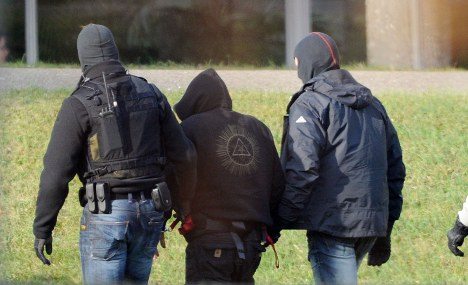 Another neo-Nazi terror suspect arrested