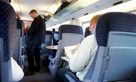 Deutsche Bahn rep 'stained by dirty toilets'