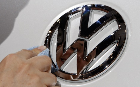 EU sues Germany over VW protection law