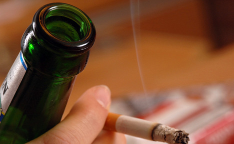 More seniors addicted to drugs and alcohol