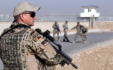 Berlin hails 'turning point' in Afghan war
