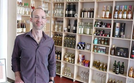 Berlin's spirits come in small batches