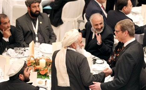 Afghan conference starts in Bonn without Pakistan