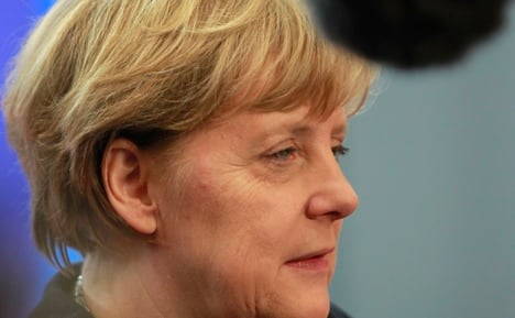 Exhausted Merkel hails 'very important result'