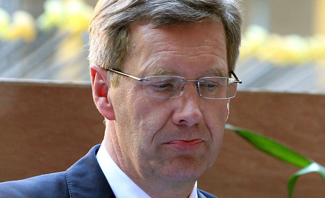 President Wulff 'regrets' omitting private loan
