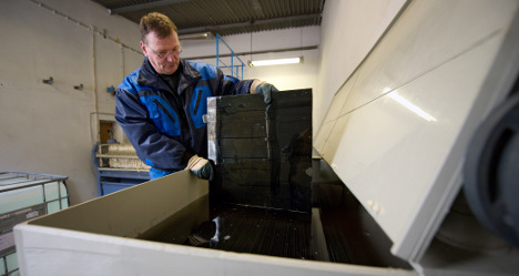 Recycling solar panels could be a winner for Loser Chemicals