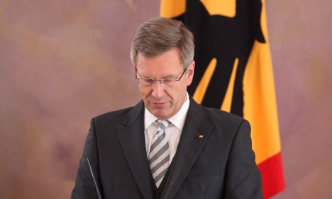 Pressure on Wulff now from own party