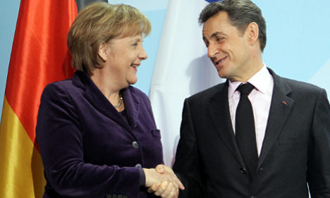 Sarkozy wants France to be more like Germany