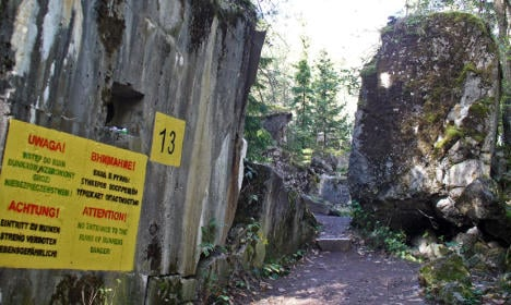 Poland aims to boost tourism at Hitler's lair
