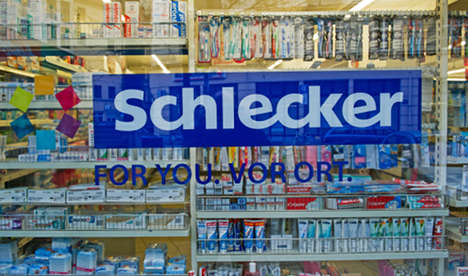 Schlecker goes bankrupt, tries to save stores