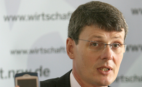 German takes over Blackberry makers
