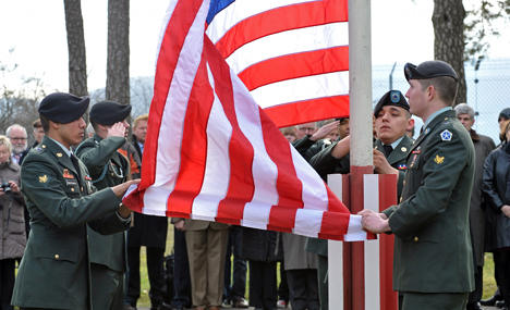 Thousands of US soldiers to leave Germany