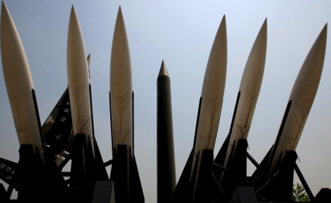 Ramstein to host NATO missile shield command