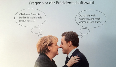 Merkel's French connection