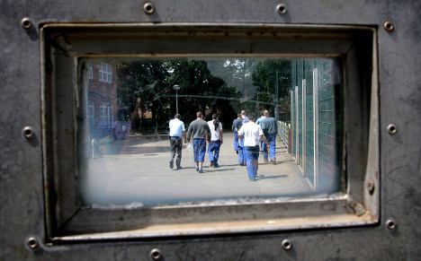 Young Muslim criminals reoffend less often
