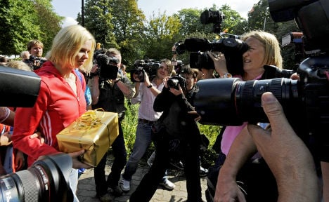 German papers win paparazzi case in Europe