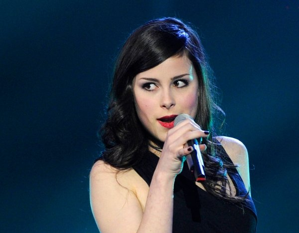 Lena Meyer-Landrut<br>Eurovision champion Lena, 20, seems to divide opinion among her fellow Germans when it comes to her music. What's irrefutable, however, is the fact that she's very, very pretty. Photo: DPA