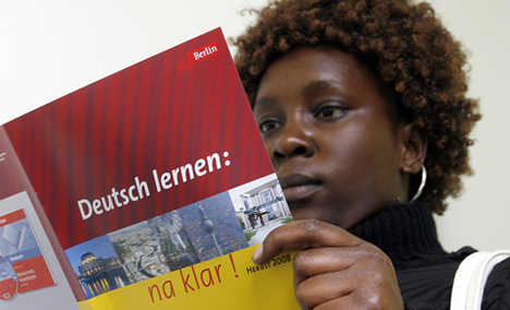 Adult German language learners on the rise