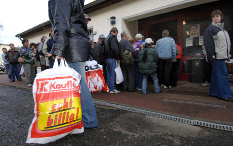 Germans in more danger of poverty than Czechs