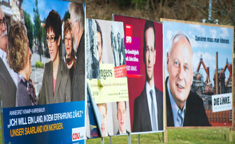 Political focus turns to tiny state election