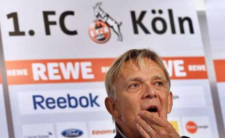 Cologne FC parts with director of sport
