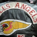 Hells Angels attack pizza man after car chase