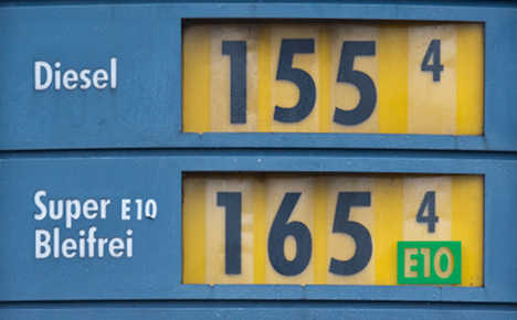 Germans turn to crime to combat high petrol prices