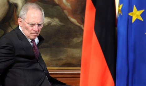 Germany cools on finance industry tax idea