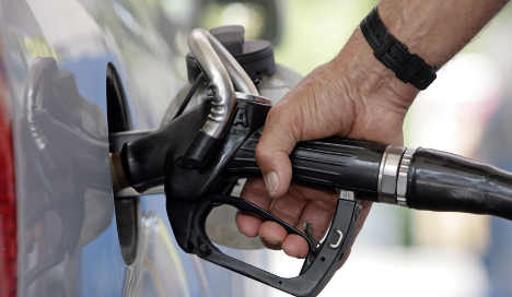 Petrol prices hit all time high in February