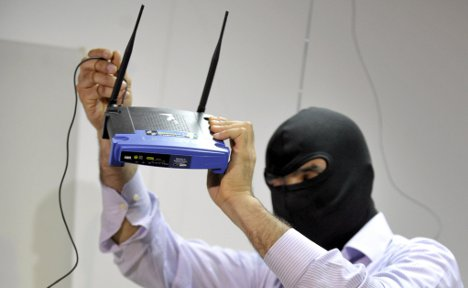 Telekom: 100,000 WLAN connections unsafe