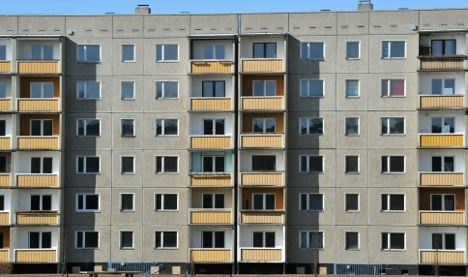 Investment firm 'buys 22,000 German flats'