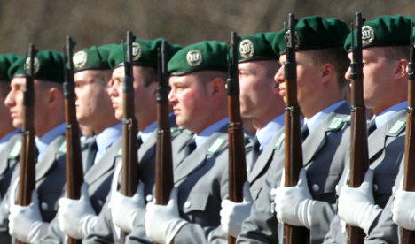 German military to get US-style Veterans' Day