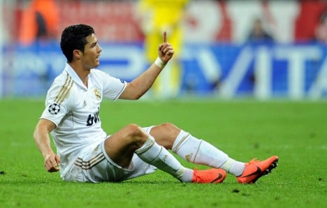 Real's boots on other feet after Bayern clash