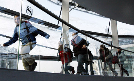 Reichstag to become Kids' Dome in summer