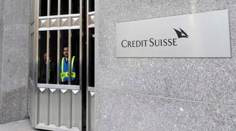 Swiss bank 'bans advisers from Germany'