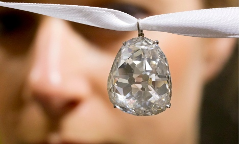 Prince of Prussia sells diamond for $10 million