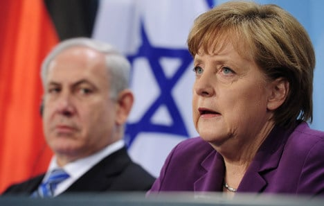 Most Germans view Israel as 'aggressive'