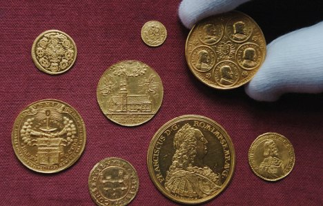 Man must sell antique coins to repay benefits