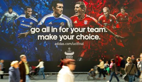 Bayern ready for Chelsea, Berlin protests relegation