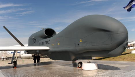 Germany faces inflated Nato drone bill