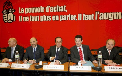 German centre-left joins forces with French