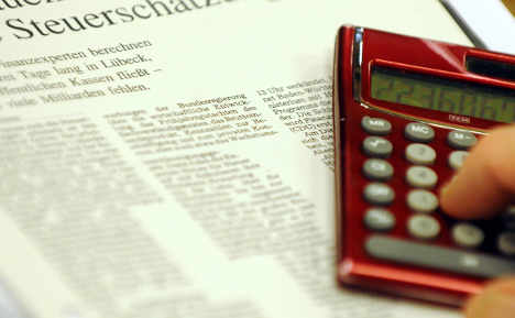 Bavarian firms: tax check once in 250 years