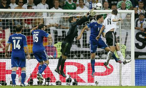 Germany beat Greece 4-2 with 'class performance'