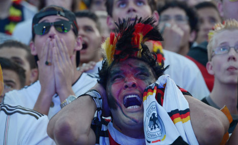 Fans and footballers frustrated by Italian win