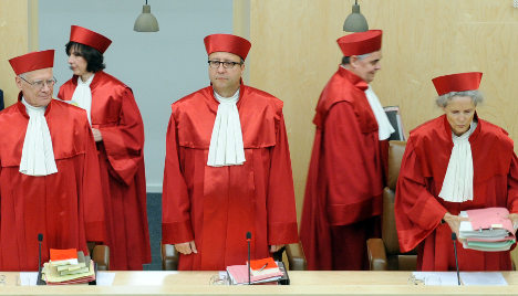 Judge's fury at politicians over election law
