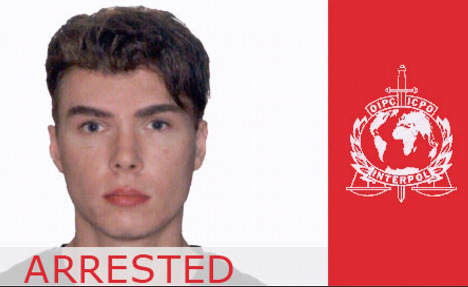 'Canadian Psycho' extradited from Germany